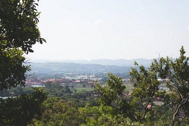 outside of the hustle & bustle of Pretoria