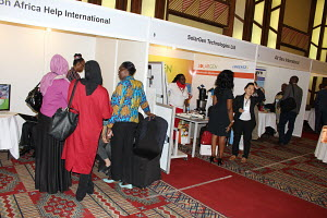 Aidex conference held in Nairobi, Safaripark hotel on 12-13 September 2018