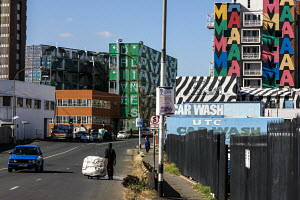 Maboneng, Gentrified, City of Johannesburg