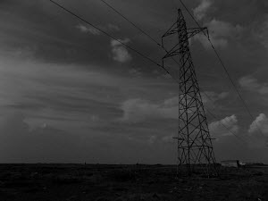 Power-line structure