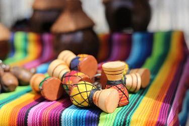Miniature Djembe. Ada, Maranatha Art Market. Ghana-West Africa