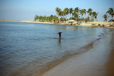 Ada-Maranatha Beach. Ghana-West Africa.