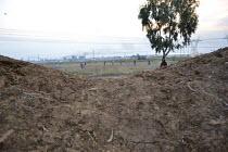 Tress, Phola Park, Dam side, Football pitch