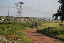 Phola Park Powerlines